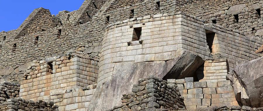templo sol Machu Picchu