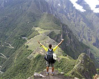 Diferença entre Montanha Machu Picchu e Montanha Huayna Picchu
