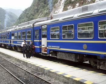 O Vistadome ou Expedition? Comparação de trens para Machu Picchu