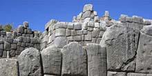 Escritura de 30.000 anos de antiguidade em Sacsayhuamán