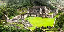 Choquequirao: trekking ao menos conhecido Inca perdeu cidade no Peru