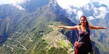 Quanto tempo posso estar no Huayna Picchu?