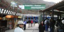 Ollantaytambo – estação de trem de Machu Picchu