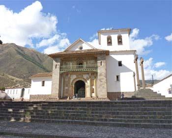 O Vale do Sul em Cusco