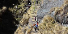 Quando a renda é liberada para a Trilha Inca?