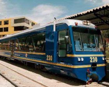 Trem de Machu Picchu: temporada de janeiro a abril