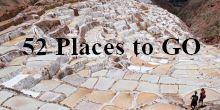 Vale Sagrado dos Incas na lista dos 52 locais a visitar