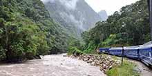 O que levar se você viajar para Machu Picchu de trem?