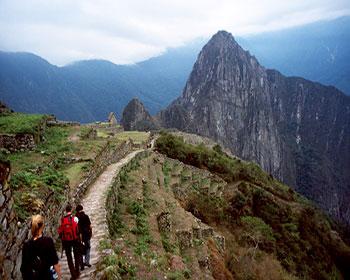 Como obter a renda da Trilha Inca para Machu Picchu?