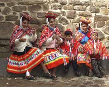 Quechua, a língua dos Incas