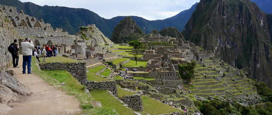 Zonas Machu Picchu